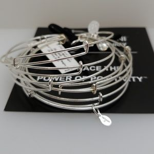 NWT Alex and Ani set of 7